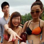 Bạn trẻ - Cuộc sống - Sốc với tiệc bikini của các hot girl