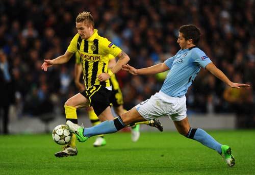 Dortmund vs Real: Tốc độ định thành bại - 1