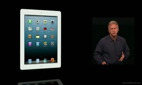 Choáng: Apple tung cả iPad Mini và iPad 4 - 1
