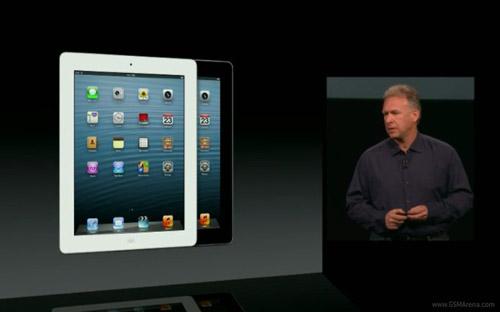 Choáng: Apple tung cả iPad Mini và iPad 4 - 2