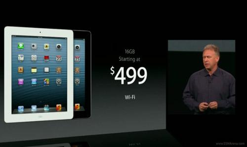 Choáng: Apple tung cả iPad Mini và iPad 4 - 3