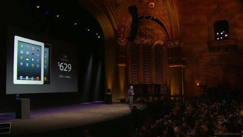 Choáng: Apple tung cả iPad Mini và iPad 4 - 4