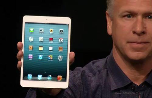 Choáng: Apple tung cả iPad Mini và iPad 4 - 5
