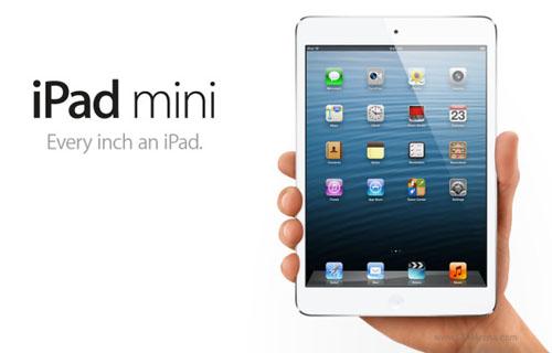 Choáng: Apple tung cả iPad Mini và iPad 4 - 7