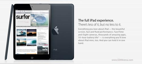 Choáng: Apple tung cả iPad Mini và iPad 4 - 8