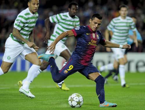 Barca – Celtic: Gồng mình chống đỡ - 1