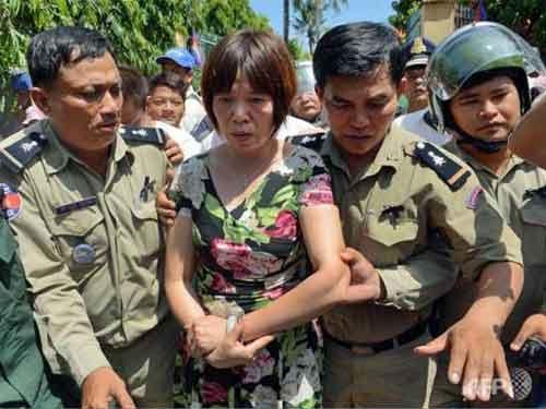 Trục xuất người TQ phá ảnh cựu Vương Sihanouk - 1