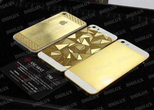 iPhone 5 mạ vàng hút hàng tại Việt Nam - 4