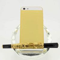 iPhone 5 mạ vàng hút hàng tại Việt Nam