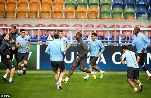 Ajax – Man City: 3 điểm cho tham vọng - 1