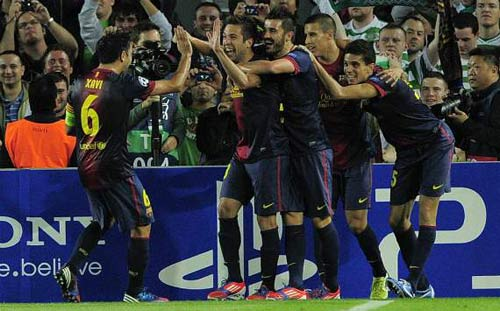 Barca thắng chật vật, Tito thở phào - 1