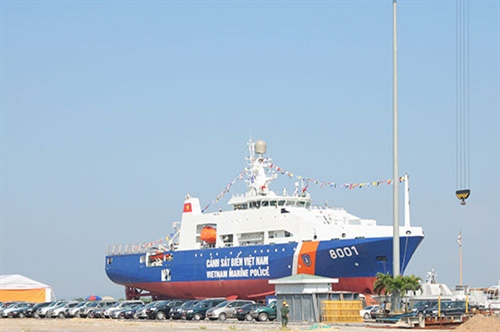Khám phá tàu Cảnh sát biển hiện đại nhất VN - 1