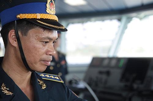 Khám phá tàu Cảnh sát biển hiện đại nhất VN - 7