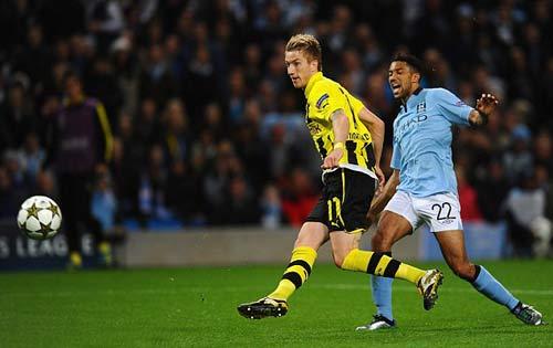 Dortmund – Real: Vũ điệu tấn công - 1