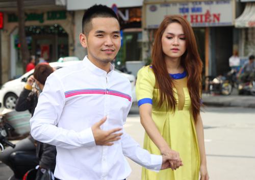 Hương Giang Idol mặt mộc vẫn xinh tươi - 13