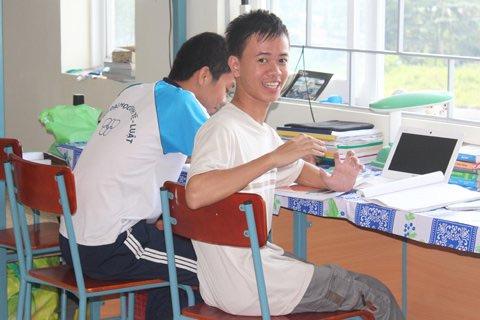 Cận cảnh ký túc xá lớn nhất Việt Nam - 14