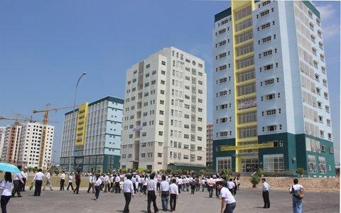 Cận cảnh ký túc xá lớn nhất Việt Nam - 2