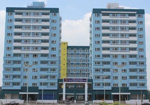 Cận cảnh ký túc xá lớn nhất Việt Nam - 3