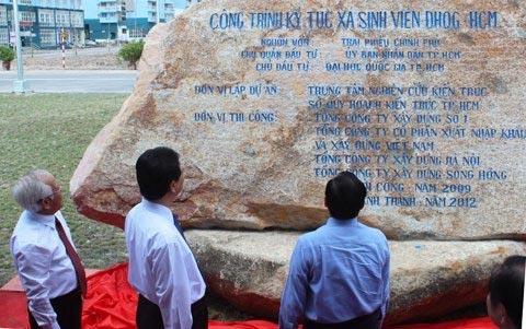 Cận cảnh ký túc xá lớn nhất Việt Nam - 5