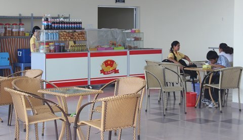 Cận cảnh ký túc xá lớn nhất Việt Nam - 8