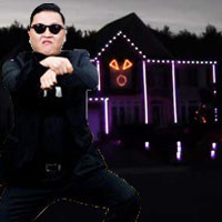 Gangnam Style phiên bản Halloween
