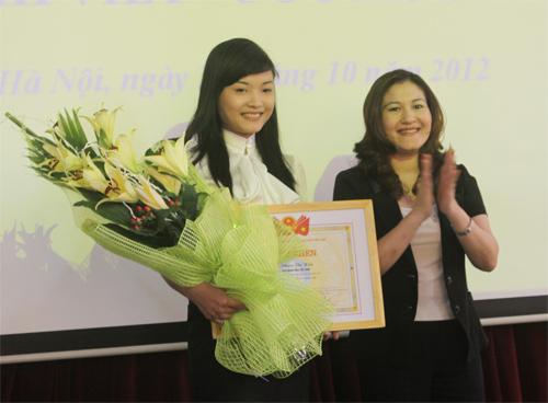 Nữ sinh Ngoại giao và ước mơ tình nguyện - 2