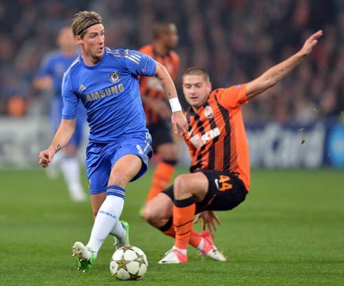 Vì sao Chelsea gục ngã trước Shakhtar? - 2