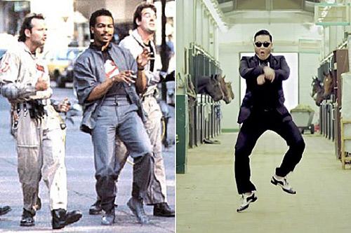 10 clip nhại Gangnam Style ăn khách nhất - 5