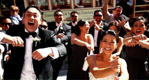 10 clip nhại Gangnam Style ăn khách nhất - 1