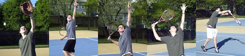Tennis: Smash - Lỗi và cách luyện tập - 2