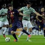 Bóng đá - Barca – Celtic: Gồng mình chống đỡ