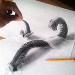 Phi thường - kỳ quặc - Tranh 3D đáng kinh ngạc