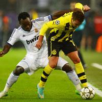 "Dortmund - Real: ""Kền kền"" gặp bão"