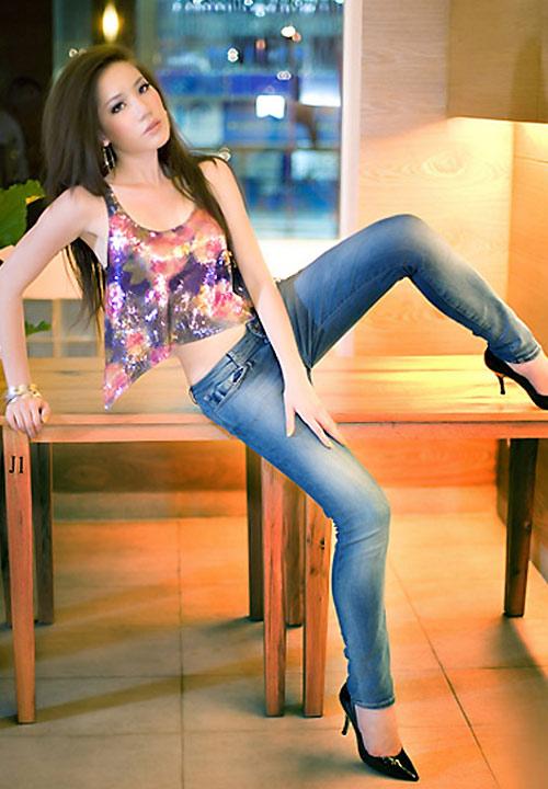 Chon jeans de ton vong 3 nhu y