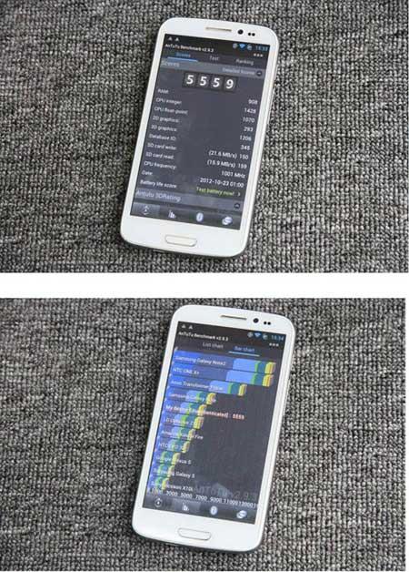Đánh giá HKPhone Revo Max qua các bài kiểm tra - 1