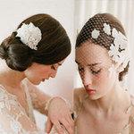 Làm đẹp - Những kiểu tóc cô dâu cổ điển sang trọng