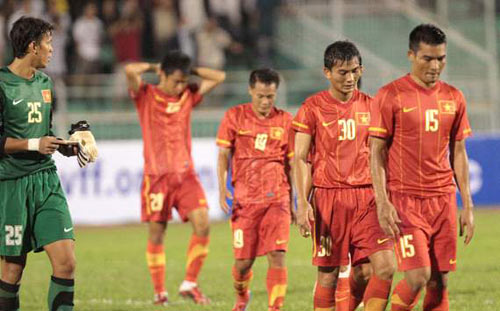 """Việt Nam - Lào: Tìm trận thắng """"rửa mặt"""" - 1"""