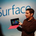 Surface chạy Windows RT trình làng