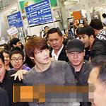 An ninh Việt Nam tăng cường đón Jae Joong