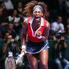 Cú passing phản công của Serena Williams