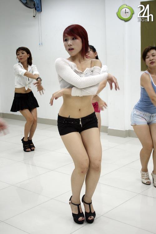 """Sexy dance """"hút hồn"""" giới trẻ Sài thành - 3"""