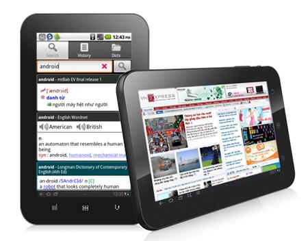 Suntek ra mắt máy tính bảng giá 77 USD - 2