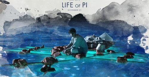 Phim cậu bé sống với hổ trên biển đến VN - 9