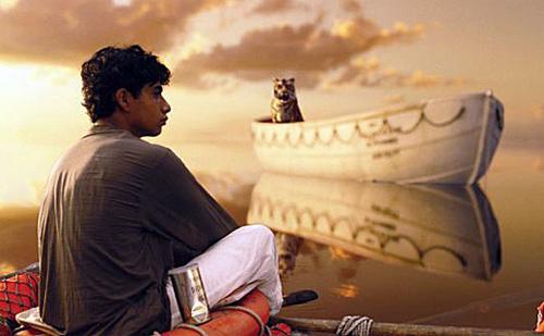 Phim cậu bé sống với hổ trên biển đến VN - 7