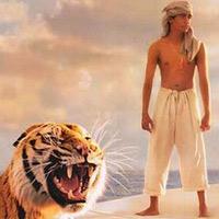 Phim cậu bé sống với hổ trên biển đến VN