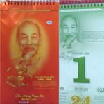 Sách lịch Hồ Chí Minh đầu tiên lập kỷ lục VN