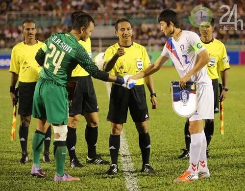 Việt Nam - U23 Hàn Quốc: Cháy hết mình - 1