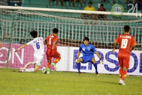 Việt Nam - U23 Hàn Quốc: Cháy hết mình - 2