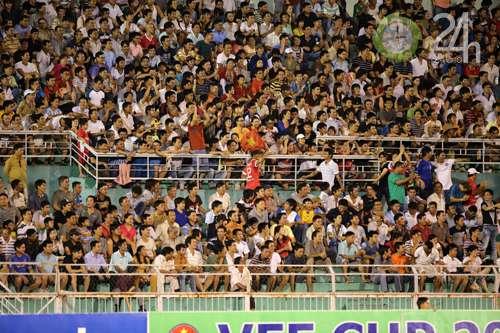 Việt Nam - U23 Hàn Quốc: Cháy hết mình - 3