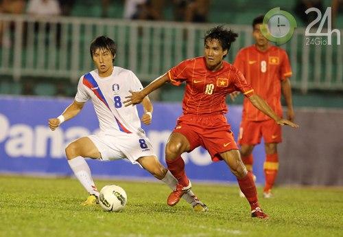 Việt Nam - U23 Hàn Quốc: Cháy hết mình - 8
